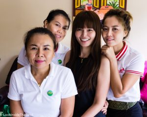 Professional Traditional Thai Masseuses